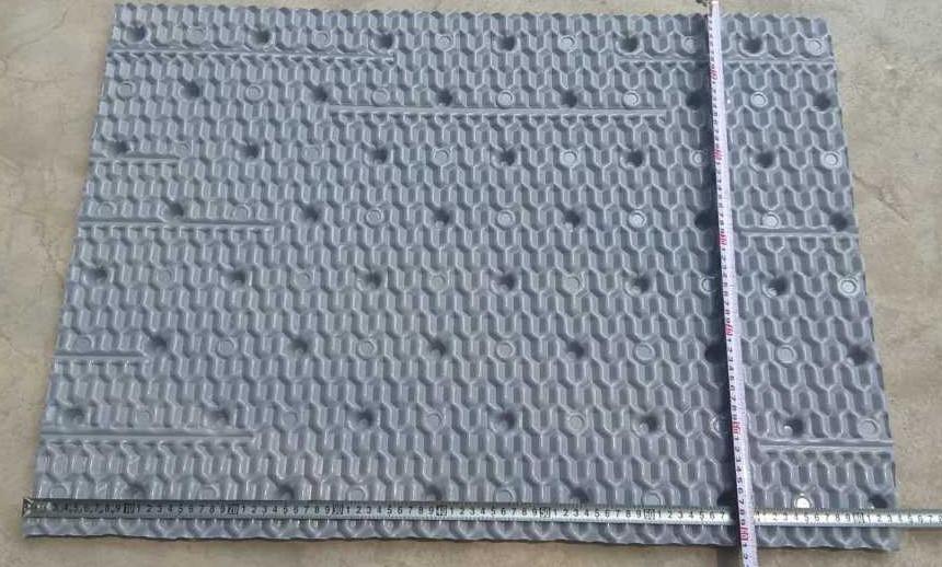 Tấm tản nhiệt dạng vuông